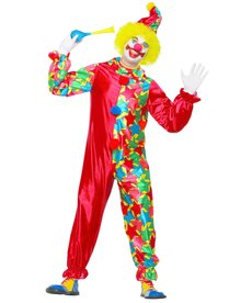 Classic Clown Costume