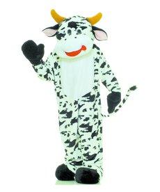 Adult Moo Cow Mascot Costume