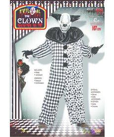 Adult Evil Al the Clown Costume