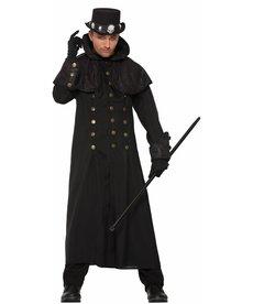 Adult Warlock Coat Costume