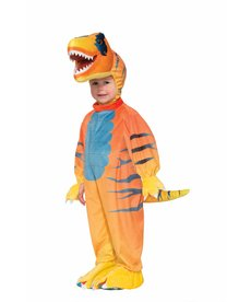 Child's Plush Sly Raptor Costume(4-6)