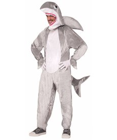 Adult Shark Mascot Costume