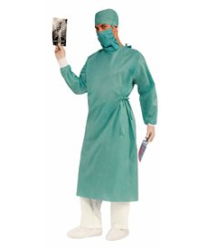 Adult Master Surgeon Costume