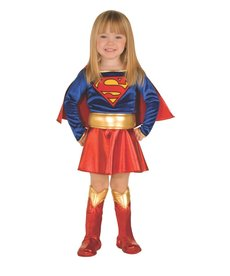 Rubies Costumes Toddler Classic Deluxe Supergirl Costume