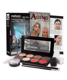 """Mehron Makeup """"Mini-Pro"""" Professional Makeup Kit"""