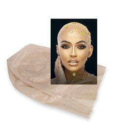 Mehron Makeup Latex Based Bald Cap