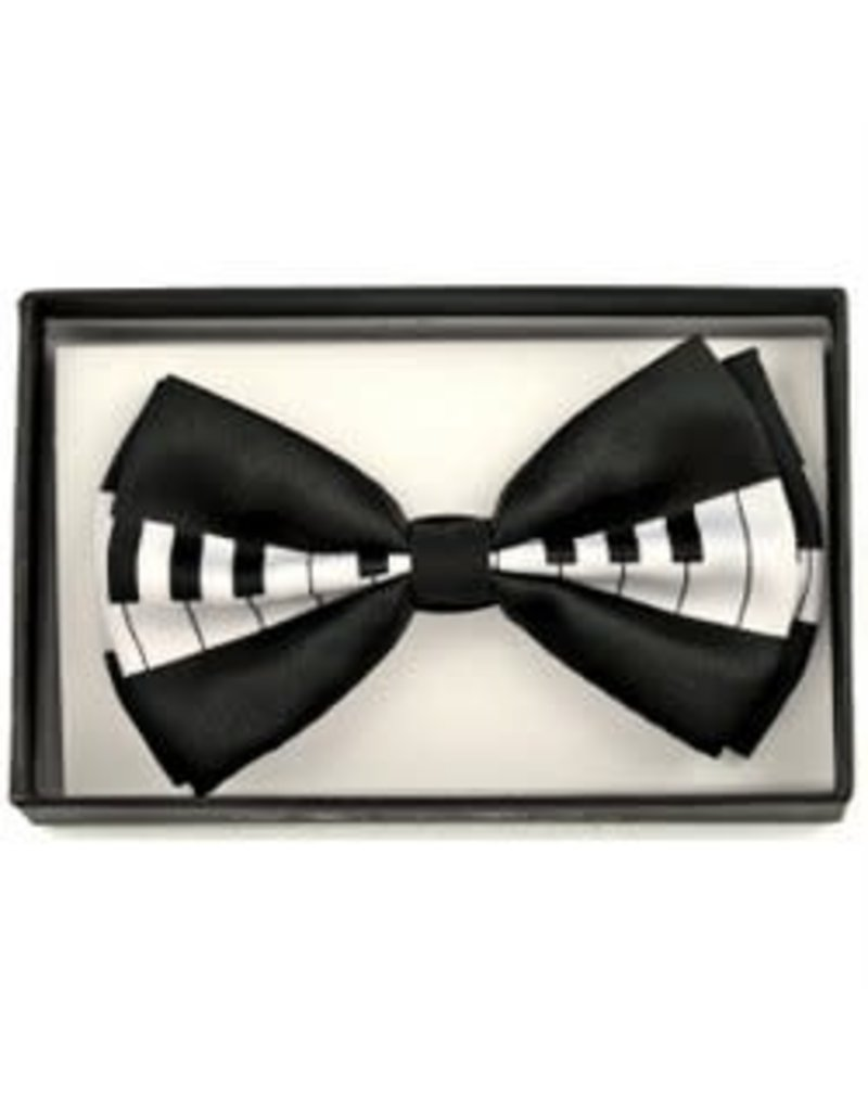 Bowtie: Piano Keys - Black/White (BOT-5)