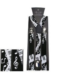 Suspenders - Jazzy Piano