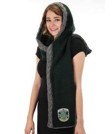 Harry Potter Slytherin Knit Hood