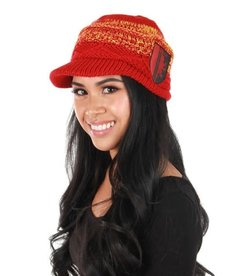 Harry Potter Gryffindor Knit Brim Cap