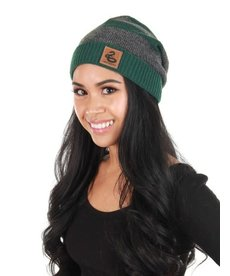 elope Harry Potter Slytherin Heathered Knit Beanie