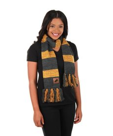 elope Harry Potter Hufflepuff Heathered Knit Scarf