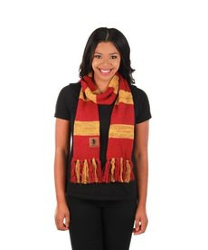 Harry Potter Gryffindor Heathered Knit Scarf