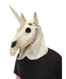 elope elope Unicorn Skull Mouth Mover Mask