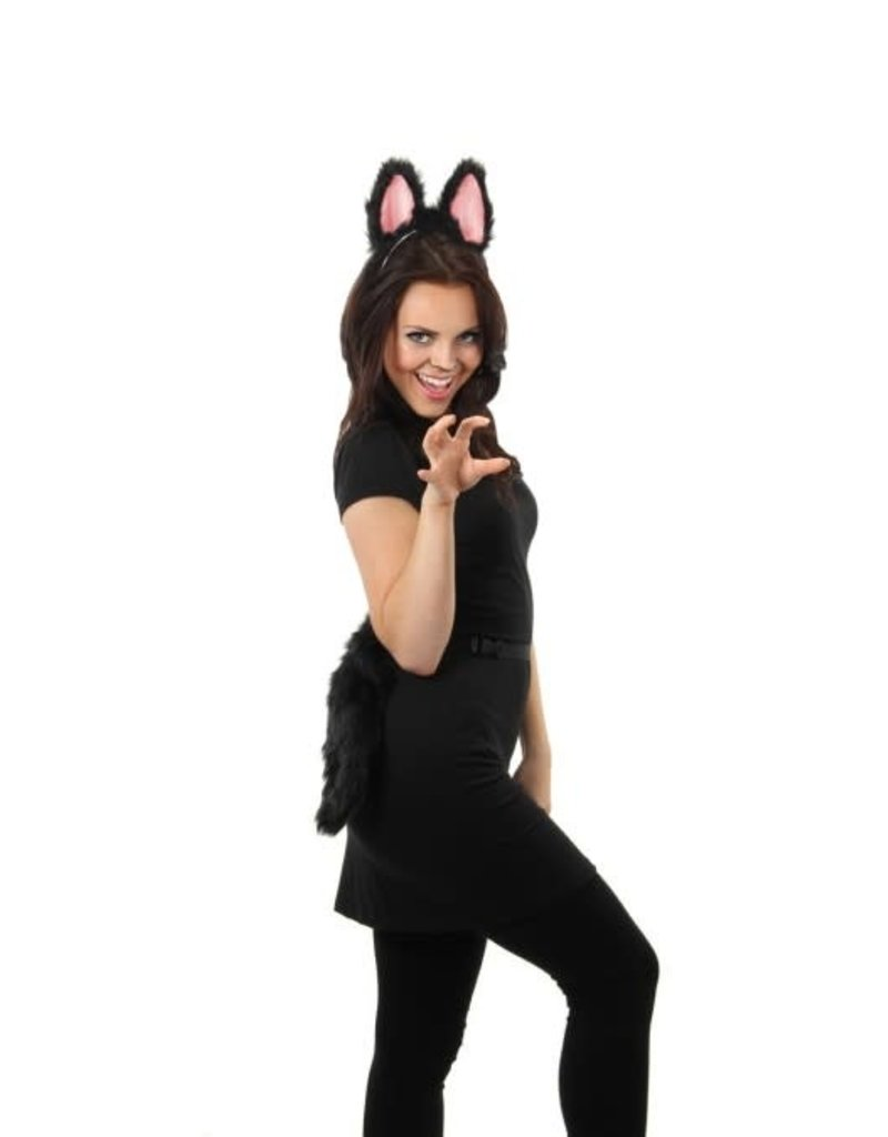 elope elope Cat Sound Activated Moving Ears Headband