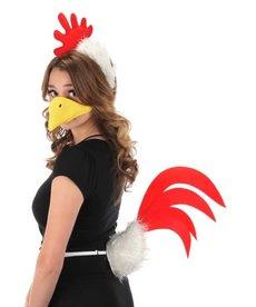 elope elope Chicken Perky Tail