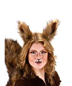 elope elope Deluxe Squirrel Ears Headband