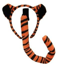 elope elope Tiger Ears Headband & Tail Kit