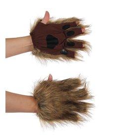 elope elope Squirrel Brown Fingerless Paws