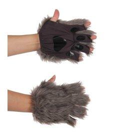 elope Gray Fingerless Paws