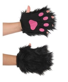 elope elope Black Fingerless Paws