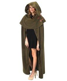 elope elope Green Elven Costume Cloak