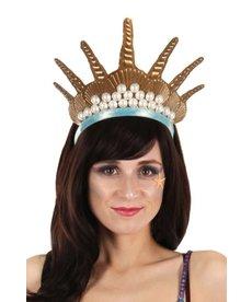 elope Mermaid Queen Crown Headband