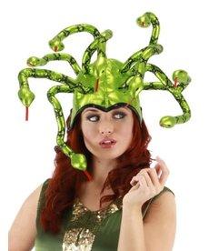 elope Medusa Plush Hat