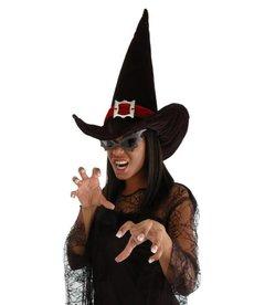 elope elope Witch Plush Hat