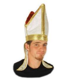 elope elope Pope Plush Hat