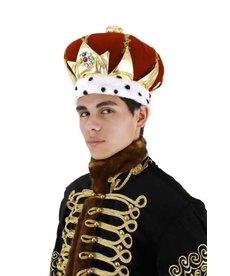 elope elope King Plush Red Hat