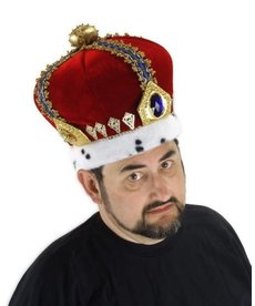 elope Royal King Plush Hat