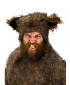 elope Werewolf Plush Hat
