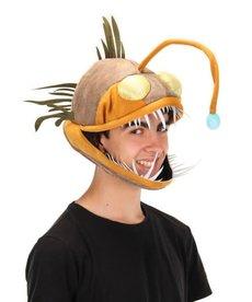 elope elope Light-Up Anglerfish Lumen Jawesome Hat