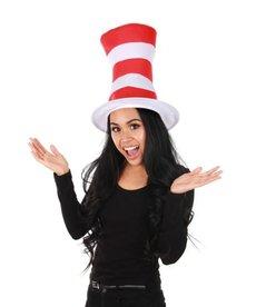 Dr. Seuss Cat in the Hat Tricot Plush Hat