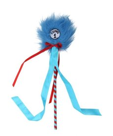 elope Dr. Seuss Cat in the Hat Thing 1&2 Pom Wand