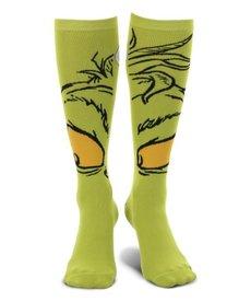 Dr. Seuss The Grinch Knee High Christmas Socks