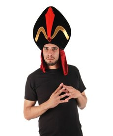 Disney Villains: Jafar Plush Hat (Aladdin 2019)