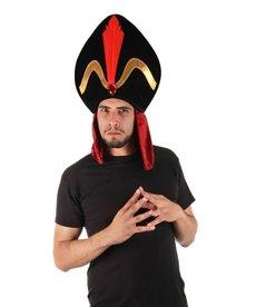 elope Disney Villains: Jafar Plush Hat (Aladdin 2019)