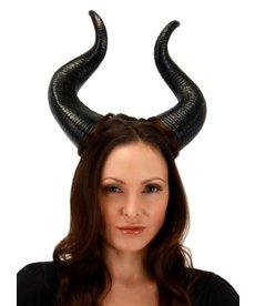 elope Disney Maleficent Deluxe Horns