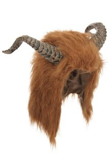 elope Disney Beauty and the Beast Hood with Horns