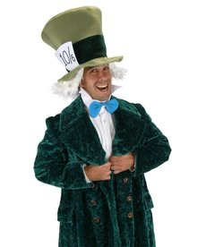 elope Disney Alice in Wonderland Classic Mad Hatter Kit