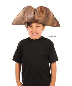elope Disney Pirates: Dead Men Tell No Tales Kids Jack Sparrow Hat