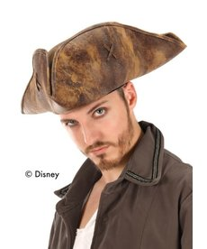 Disney Pirates: Dead Men Tell No Tales Jack Sparrow Hat