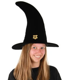 Harry Potter Hogwarts Student Plush Wizard Hat