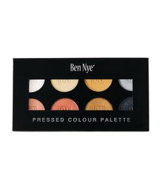 Ben Nye Company Lumière Metallics Palette