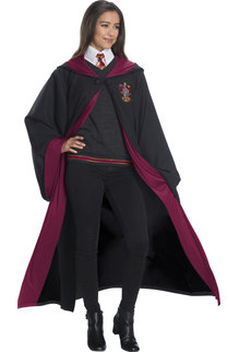 Unisex Supreme Gryffindor Student Costume