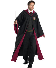 Unisex Plus Size Supreme Gryffindor Student Costume