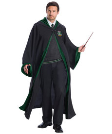 Unisex Plus Size Supreme Slytherin Student Costume