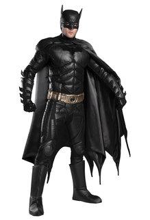 Men's Plus Size Supreme Edition Batman Costume (Dark Knight Trilogy)